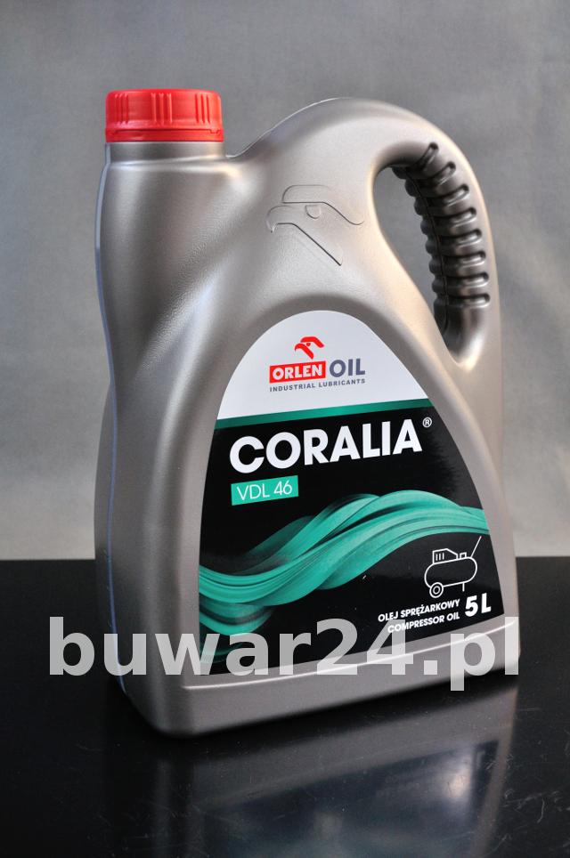 W Mega CORALIA VDL 46 5L VQ12